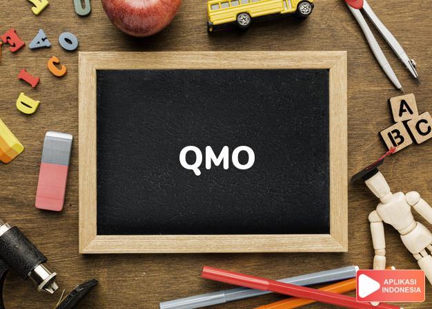 arti qmo adalah kamu              dalam Kamus Bahasa Gaul online by Aplikasi Indonesia